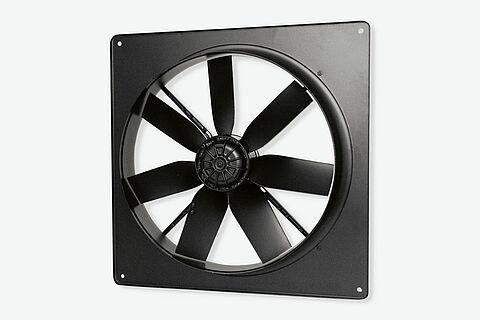 Falba épített ventilátorok